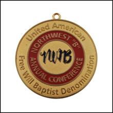 Nwb Metal Medal, Metal Denomination Medal (GZHY-JZ-029)