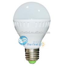 E27 7w пластиковые светодиодные лампы свет лампы