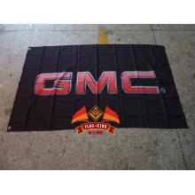 GMC drapeau de voiture de voyage d'affaires polyester 90*150cm bannière gmc