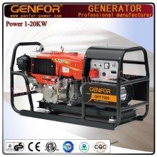Bon prix New Type Basses énergies Vente chaude Génératrices diesel 8kw