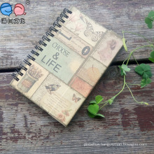 Best Selling A6 Size Mini Spiral Magnetic Notebooks