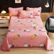 3 PCS Luxury Bedspread Over Size 81X99 Inch Microfiber Quilt Set