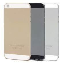 GS teléfono celular de vuelta de vivienda para el iPhone 5s varios colores