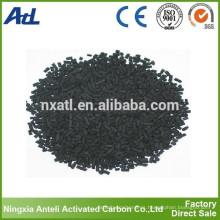 Carbono adsorbente SDG basado en madera de carbón activado