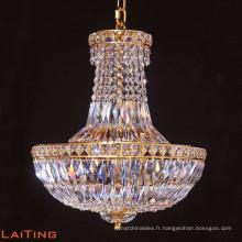Lustre en cristal d'hôtel de fabricants bon marché des pièces pour le lustre 71033