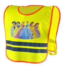 Fashion reflective safety vest for kids