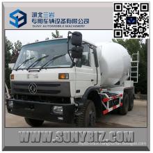 Dongfeng Cummins Engine 7 M3 Cement Mixer Truck
