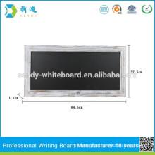 Vintage Style wooden menu board chalk board