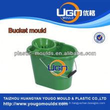 TUV assesment mop bucket moule usine / nouvelle conception mop moule fabricant en Chine, injection mop moule