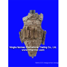 Nij Iiia Full Body Protection UHMWPE Bulletproof Vest