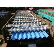 Máquina formadora de rolos 35-125-750