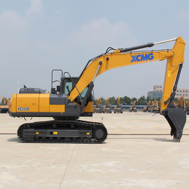 20 Ton Crawler Excavator Jpg
