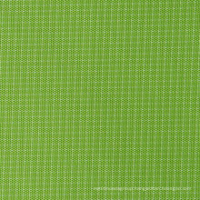 Cationic Double Tone Oxford Ripstop 1mm Polyester Fabric