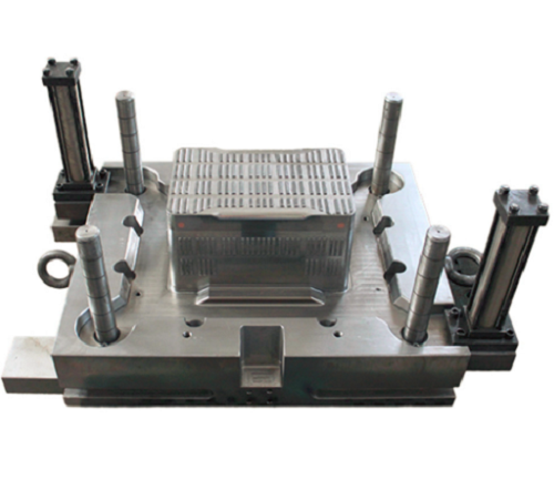 Plastic Crate Injection Mould 3