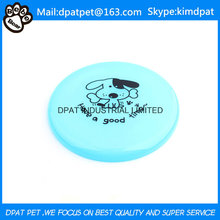 Flying Discs Outdoor Training Dog Fetch Toy Silicone Puppy Frisbee
