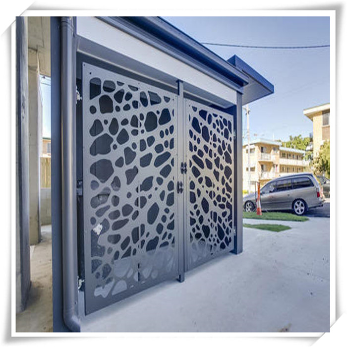 Decorative Screen Gates