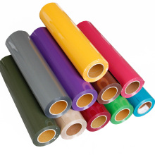Wholesale Flex easyweed PVC Material htv Heat Transfer Vinyl Roll for textile