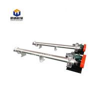 Customized high quality stainless steel screw conveyor
