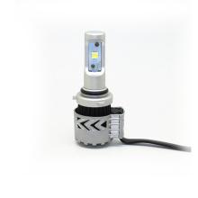 9012 G8 LED Headlight 6000LM 6500K XHP50 Driving Bulbs White Low Beam With Turbine Fan conversion kits