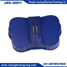 Under Shoes Detector de metales, escáner de inspección de pie