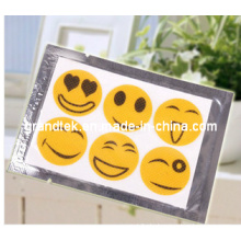 Customized Logo Baby Mosquito Repellent Patch Free Sale Certification