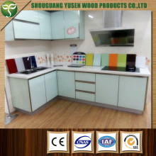 Lacquer Door High Gloss Kitchen Cabinet