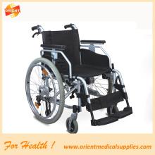Алюминиевая инвалидная коляска для пожилых людей