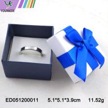 Элегантные свадебные кольца для ювелирных изделий подарочная упаковка нестандартного размера