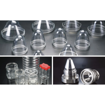 PET Plastic Jar Preform Mold