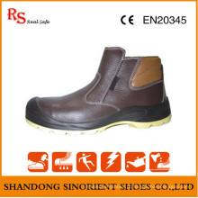 Made in China Botas de trabalho sem laço RS263