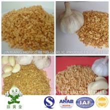 Grãos de alho fritos embalados por Jinxiang Hongsheng Company
