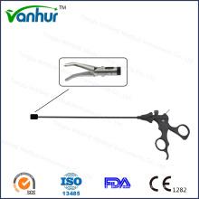 5mm Laparoskopische Instrumente gebogene 30 ° Dissektionszange