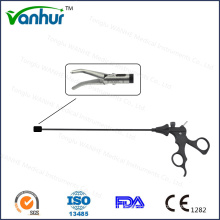 5mm Laparoscopic Instruments Curved 30° Dissecting Forceps