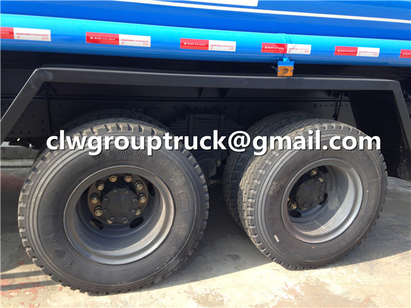 Water Truck Tire Details