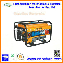 3000W Electric Portable Low Noise 24V DC Generators lOW RPM 3phase With Wheels