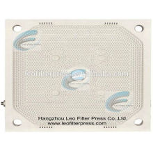 Leo Filter Press Filter Press Plates,Leo Membrane Filter Plates for Membrane Plate Filter Press Operation