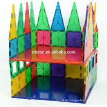 Kids Educational Magnetic Tiles