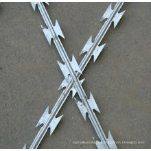 Low Price Razor Barbed Wire Made in China