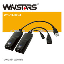 usb 2.0 Extension ethernet lan adapter,USB 2.0 Extension cable, 4 USB devices cable