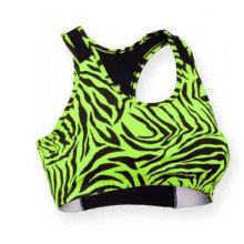 Women′s Sublimation Sports Bra, Running Bra