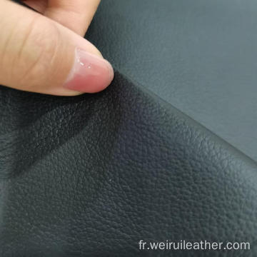 2020 Nouveau Style Little Litchi Grain PVC Leather