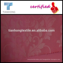 Stickerei Blick einfarbig rosa Baumwolle Elastan Köperbindung Druckstoff spandex