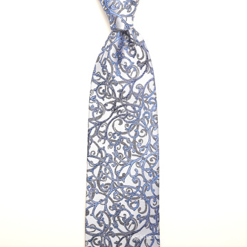 Chinês Atacado Floral Laços Dos Homens Gravatas Designer De Marca Italiana Coreano Custom Made Baratos Gravata De Seda Tecido Com OEM