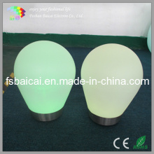 Luz de jardim LED Bcd-444L com mudança de cor de luz