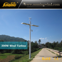 2015 300W Camping Wind Turbine for Monitoring Outdoor