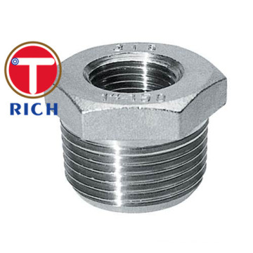ASTM A105 Forged Steel Pipe Fitting Hexagonal Nipple