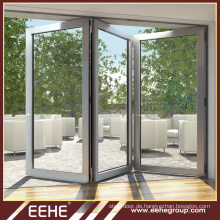 Außenaluminiumfenster-Türen Aluminiumfalttüren Alibaba-Markt
