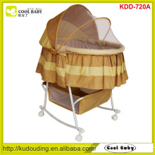 Cool-Baby NEUER Entwurfs-Schmetterlings-Moskitonetzabdeckung Bewegliche Schaukel-Aufnahmevorrichtung Großer Speicher-Korb Säuglings-Bassinet-Kindprodukt