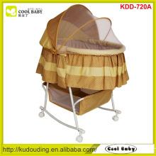 Cool-baby NOVO Design borboleta Mosquito net cobrir Rocking berço grande cesta de armazenamento infantil infantil crianças produto