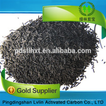 High Quality price per ton Coal Based pellet/Columnar Activated Carbon for Chemical products and carriers